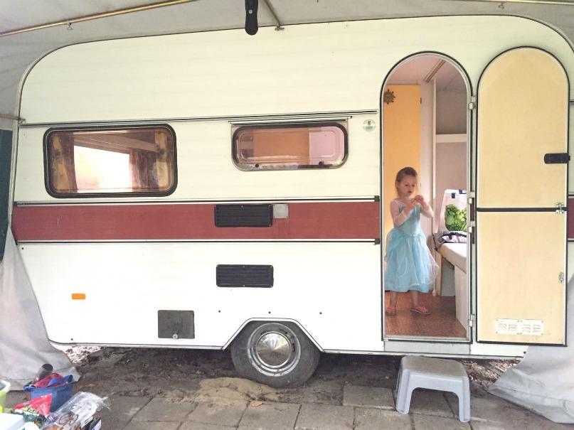 Caravan pimpen: project Sleurhut - Vettt