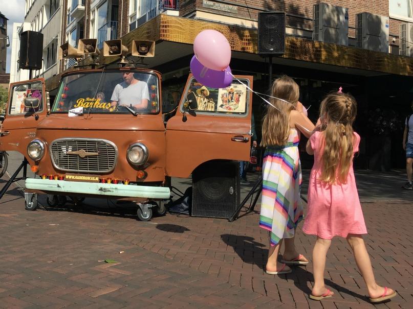 Muziek in de straten