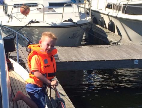 Vakantie met een boot