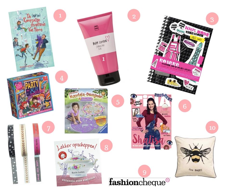 Cadeautips voor meiden van 8 10 jaar vettt for Cadeautips voor kinderen