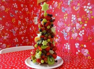 Fruitkerstboom