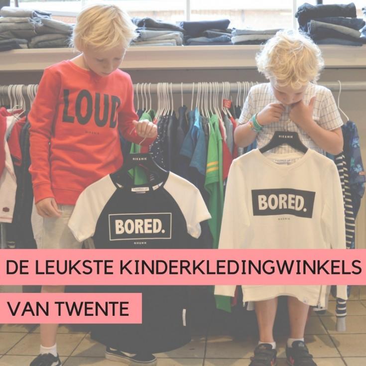 Kinderkledingwinkels in Twente