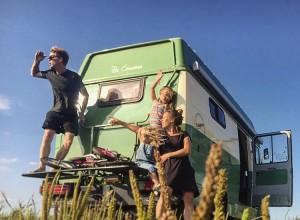 Rondreizen met een camper
