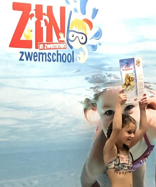 Zwemles in Enschede