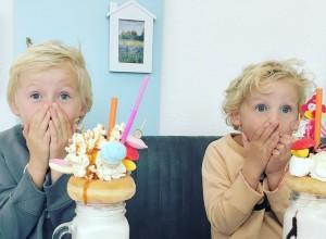 Shakes en cakes