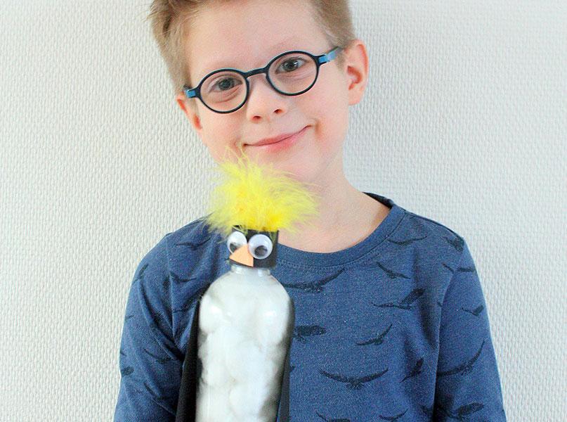 Pinguïn knutselen