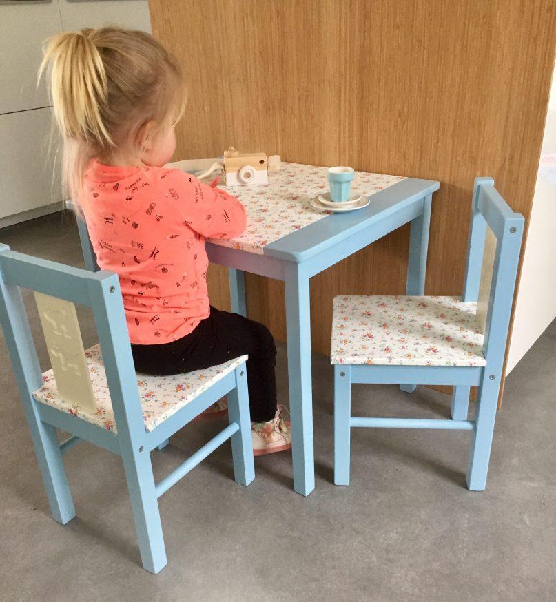 Geliefde Ikea Hack: de Ikea Kinderzithoek pimpen! #RO86