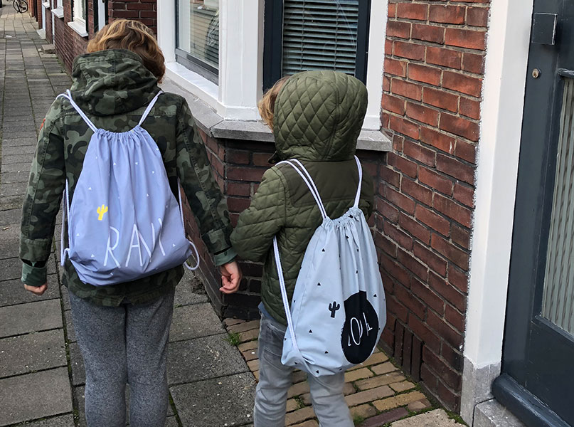 Freak'n Cotton gepersonaliseerde tassen