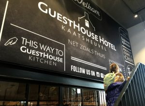 Guesthouse hotel