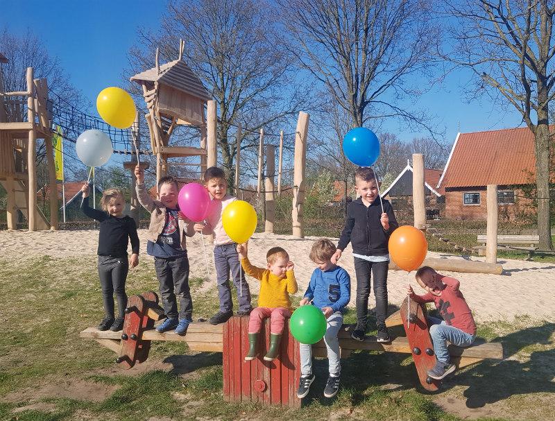 Kinderfeestje voor kleuters