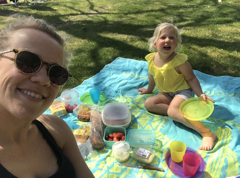 picknicken in twente