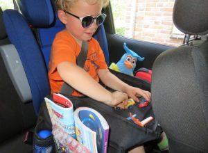Spelletjes voor in de auto