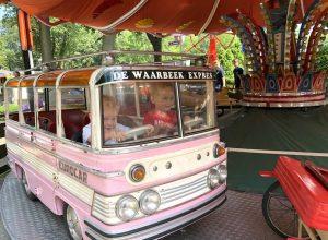 Nostalgische attracties maken de Waarbeek extra bijzonder