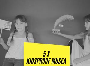 Musea met kinderen