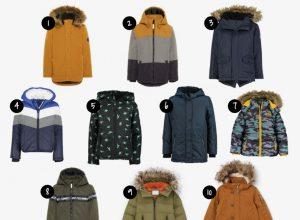 winterjas voor jongens