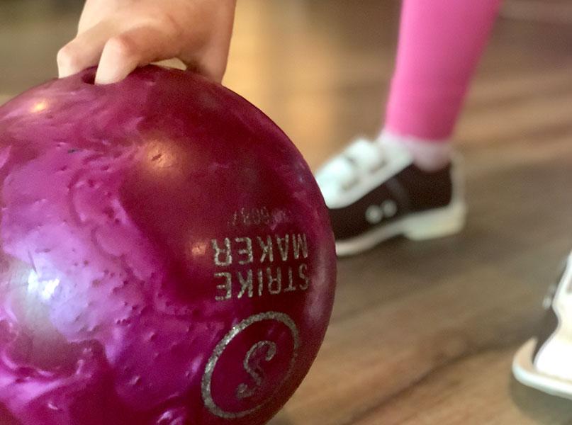 Kinderfeestje bowlen Starballs Enschede