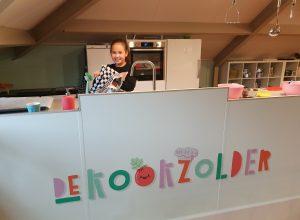 De Kookzolder keuken