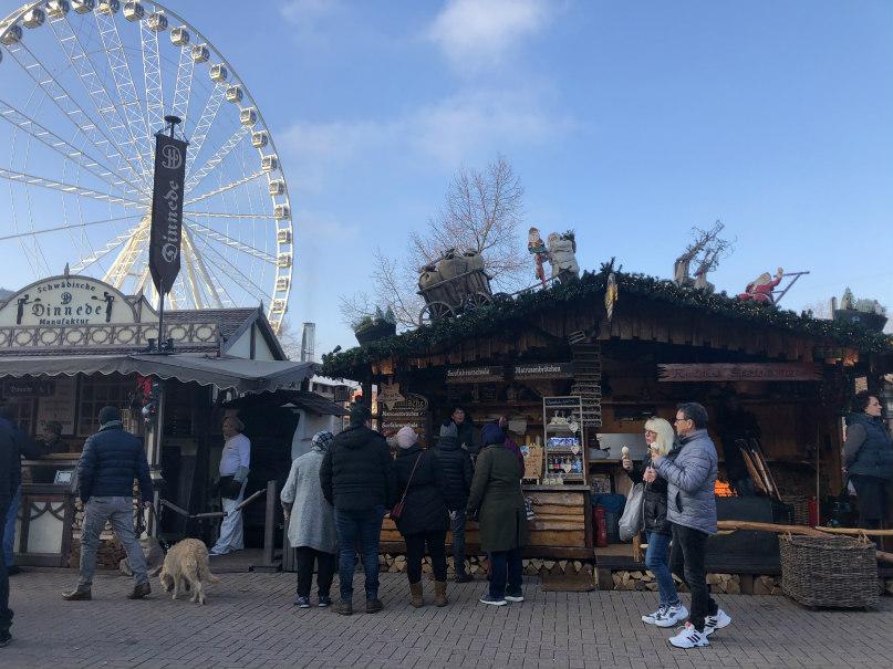 kerstmarkt in oberhausen