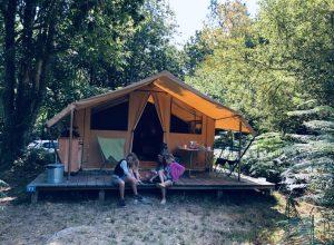 Kleinschalige camping in Bretagne