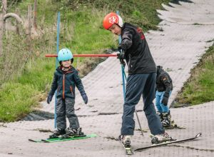 4 x wintersporten in Twente