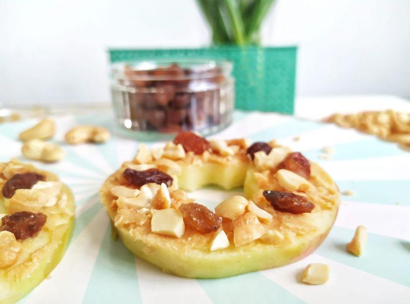 zelf appeldonut maken