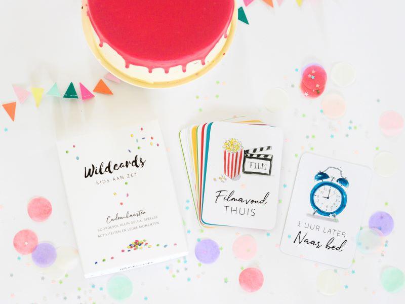 cadeaukaarten voor kinderen