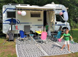 campings in de herfstvakantie