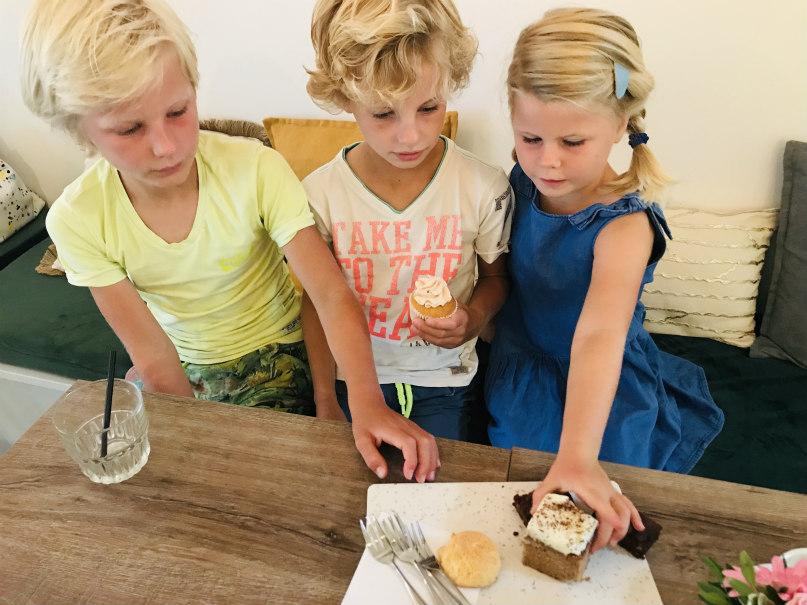 Smullen bij Zoete Kruimels in Oldenzaal
