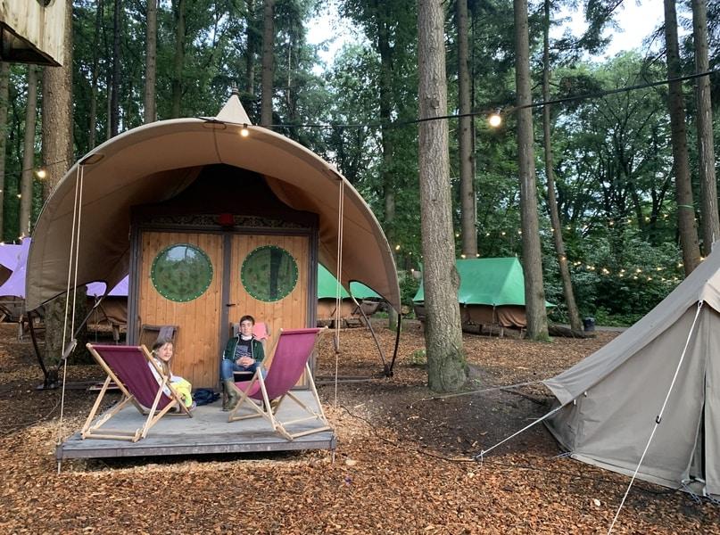 Burgers' Zoo Camp